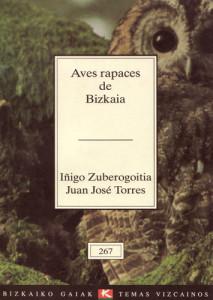 Libro Aves Rapaces de Bizkaia